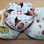 Embroidery Biscornu