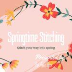 Spring Stitching Video