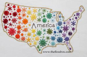 United States of Flowers