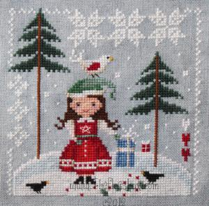 Christmas is for Giving Cross Stitch