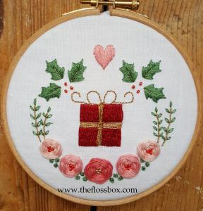 Christmas Florals 5
