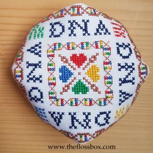 DNA Biscornu