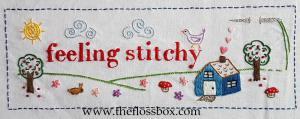 Feeling Stitchy 1