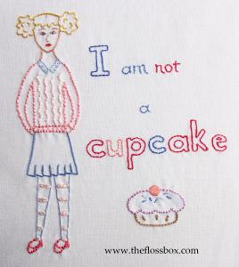 I am a cupcake