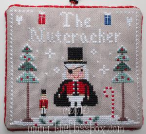 The Toymaker Cross Stitch