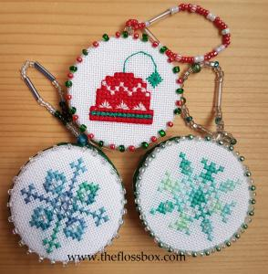 Bottlecap Ornaments